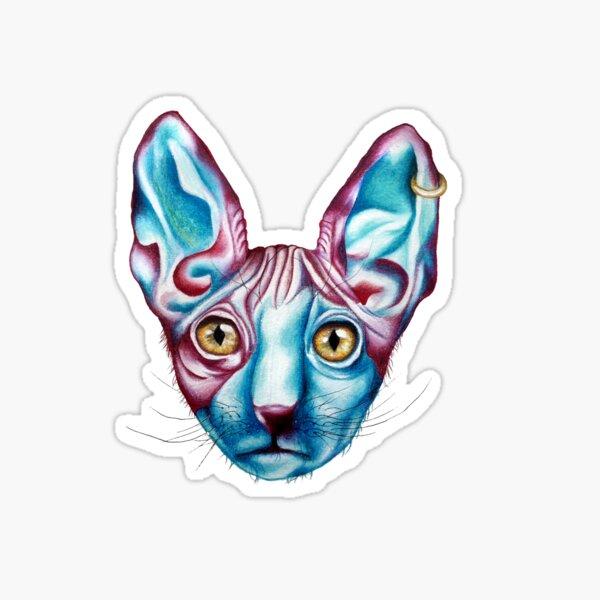 Kittie Sticker