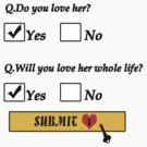 Submit Love by Arvind  Rau