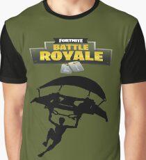 Battle Royale Fortnite Graphic T-Shirt
