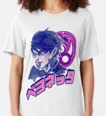 Camiseta ajustada Bayonetta 04