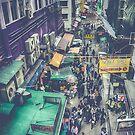 Hong Kong Street by Shari Mattox-Sherriff