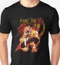 Fairy Tail Natsu Dragneel Fire Unisex T-Shirt