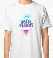 86th Floor Gradient Logo Version 2 Classic T-Shirt