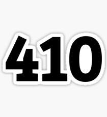 410 Sticker