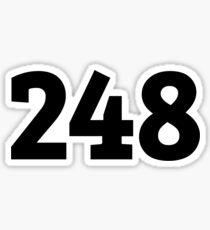 248 Sticker