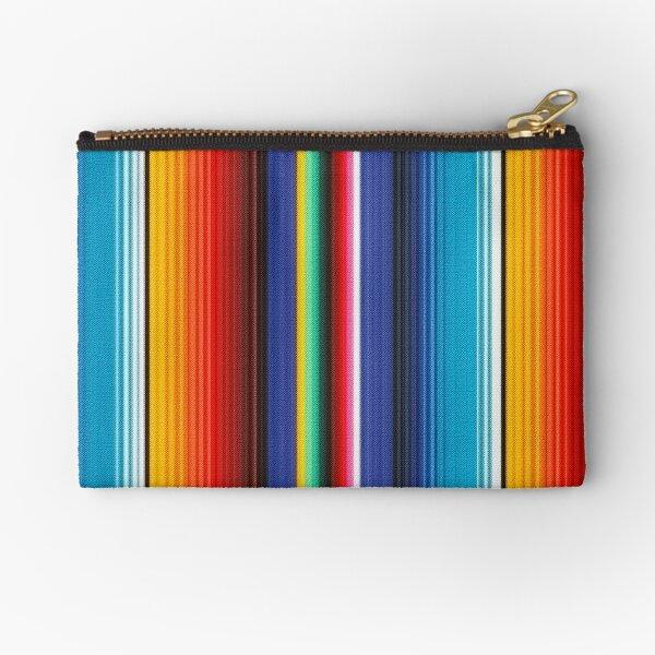 Mexican vintage pattern Zipper Pouch