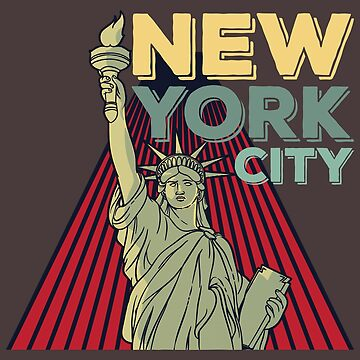 New York City Shirt For New Yorkers Gift For Men Women Kids by artbyanave