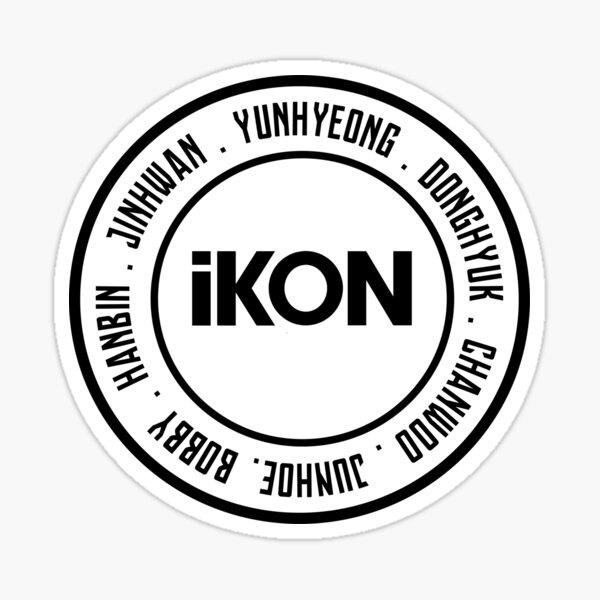 iKON OT7 member Sticker