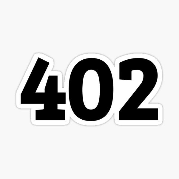 402 Sticker