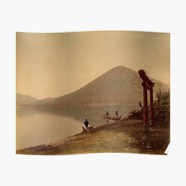 Chiusenji lake, Japan Poster