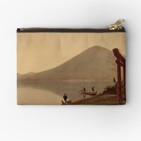 Chiusenji lake, Japan Zipper Pouch