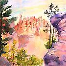 Bryce Canyon #4 by bettymmwong