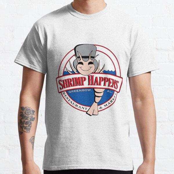 Shrimp Happens Classic T-Shirt