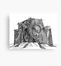 Calvary Metal Print