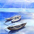 Stillness by bettymmwong