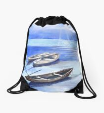 Stillness Drawstring Bag