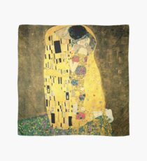 "Gustav Klimt - ""The Kiss"" Scarf"