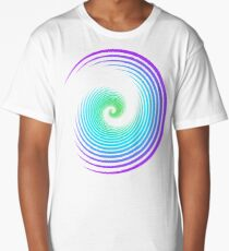 Spiral (Pastel) Long T-Shirt