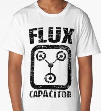 Flux Capacitor Long T-Shirt