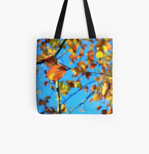Nov - Bodsham - www.lizgarnett.com All Over Print Tote Bag