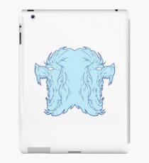 Ice lion iPad Case/Skin