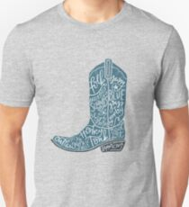 BOOT Slim Fit T-Shirt