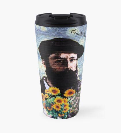 Claude Monet Mashed Travel Mug