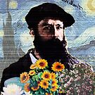 Claude Monet Mashed by DesignsByDebQ