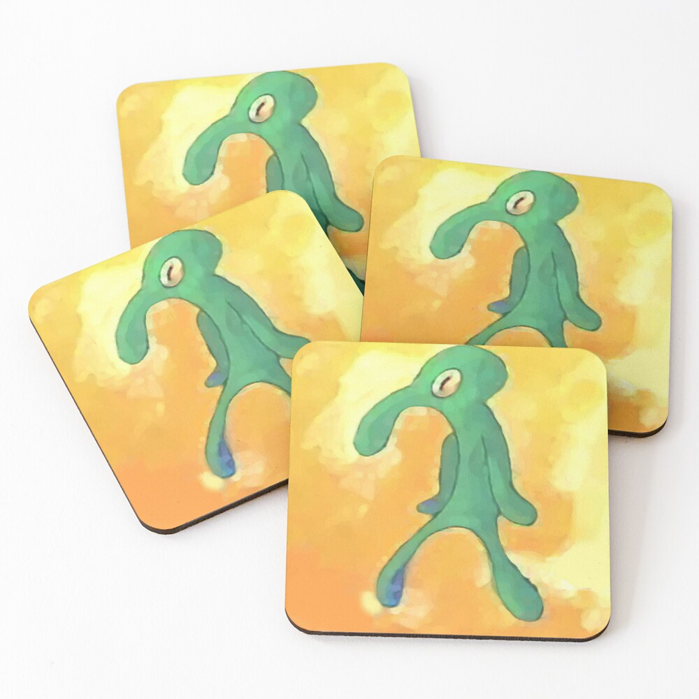 Old Bold and Brash Coasters (Set of 4)