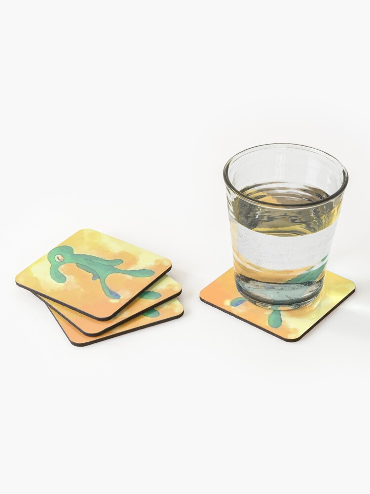 Alternate view of Old Bold and Brash Coasters (Set of 4)