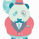 Reginald Pandafield IV by strangethingsA