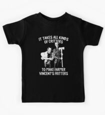 IT TAKES ALL KINDS OF CRITTERS Kids Tee