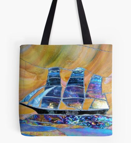 A Tribute In Stained Glass Tote Bag