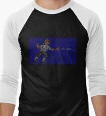 Insult sword fighting - Secret of Monkey Island Men's Baseball ¾ T-Shirt