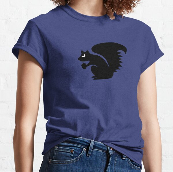 Angry Animals: Squirrel Classic T-Shirt