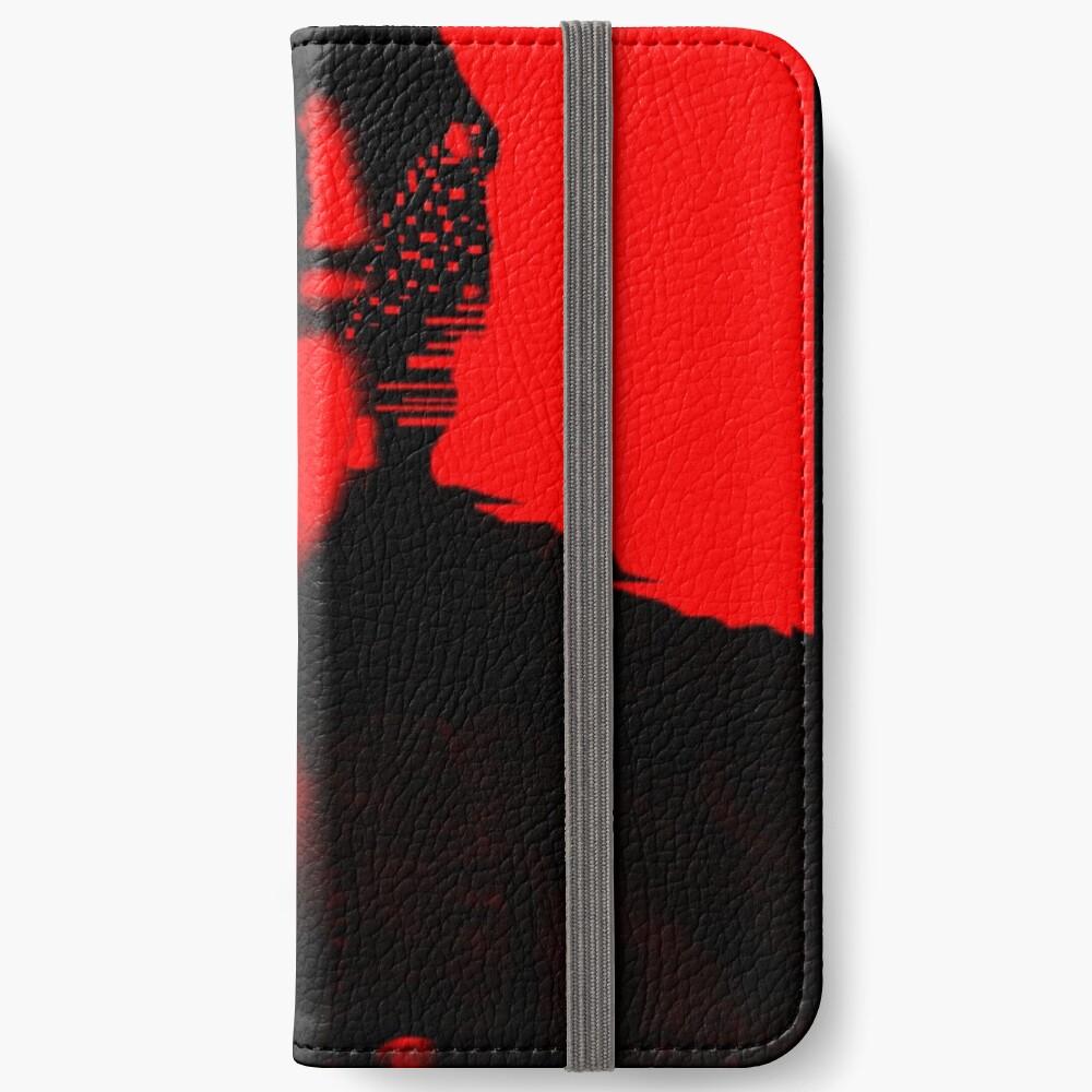 Eric North Defcon_6 Abdeckung iPhone Flip-Case