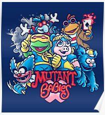 Mutant Babies Poster