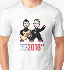 France 2018 Unisex T-Shirt