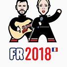 Frankreich 2018 von Ben Morris