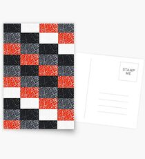 A Darker Shade of Magic Abstract Postcards
