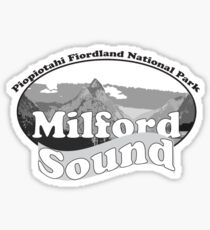 Milford Sound  Sticker