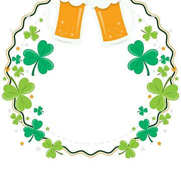 Funny St Patrick's Day - Beer Me I'm Irish by lbhw