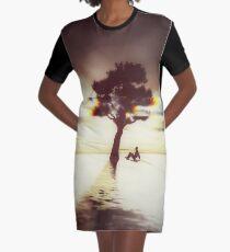 Isolation Graphic T-Shirt Dress