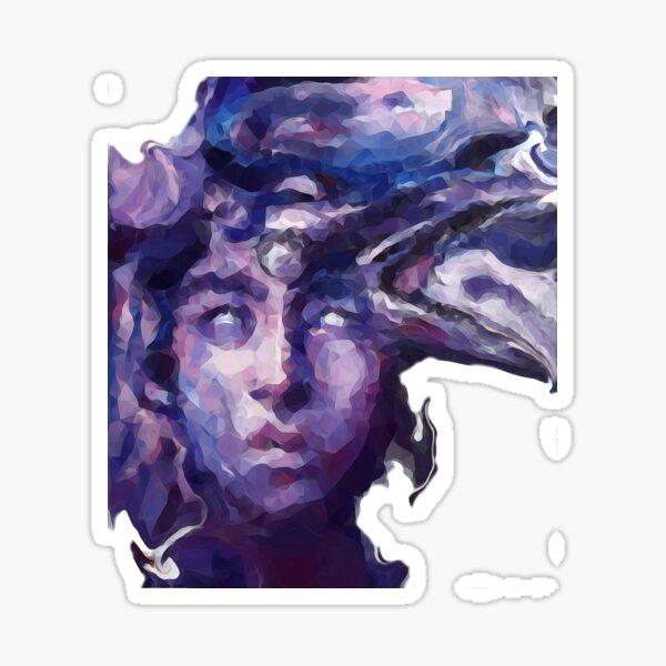 Three Eyed Raven Sticker