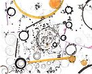 Cogs and Levers by Regina Valluzzi