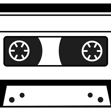 Cassette tape! by Uxas