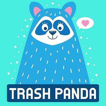 Sweet Little Trash Panda by machmigo