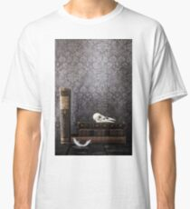 antike Bücher Classic T-Shirt