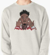 21 Savage Pullover