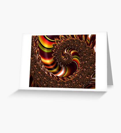 Chocolate Factory Greeting Card
